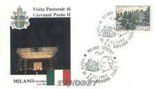 Italia 1984 Jan Paweł papież John Paul Pope Papa Giovani Paolo Milano (84/18)
