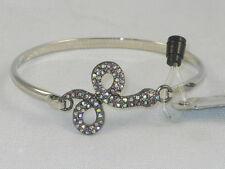 Authentic Guess Snake Charmer Tension Bangle Bracelet