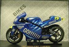 MOTO BIKE YAMAHA YZR 500 #19 OLIVIER JACQUE 2002 IXO RAB035 scale 1/24