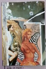 PETER BEARD 9 14x19 inches LARGE