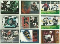1999 99-00 UD POWER DECK AUXILARY POWER TIME CAPSULE STARS BRETT HULL #AUX-TC1