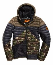 Superdry men's Axis padded jacket Size 2XL  RRP £ 89.99