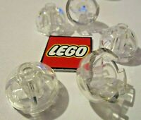 2 LEGO Wheels with Spokes Ø34 Large Element ID 6233803 Design ID 4489