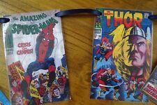 Comic Book Heros Bunting, superhero, Marvel characters