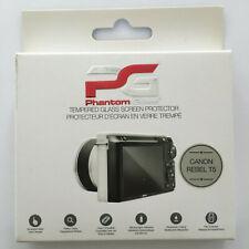 Phantom Glass LCD Screen Protector Canon Rebel T5