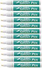 Artline EK419 Cream Colour Grout Pen Marker - Pack 12
