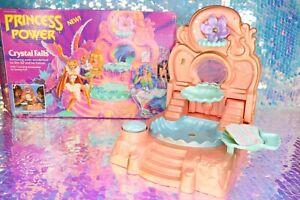 She-Ra CRYSTAL FALLS Waterfall Vintage Princess of Power POP MOTU w/ BOX B035