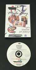 Art Made Easy: Let's Discover Art History! DVD  Patricia Robinson