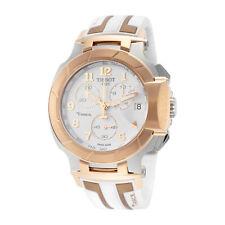 T0484172701200-Tissot женские T-Sport T-гонки кварцевые часы Chrono