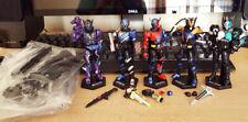 Bandai Kamen Rider Build DAI SO-DO candy toy figure lot - Cross-Z, Rogue, etc.
