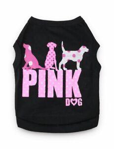 Boy Dog Clothes Small Medium Pet Shirt Puppy Vest Spring Summer Clothing Male