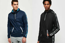 Superdry Mens Active Training Overhead Shell Jacket