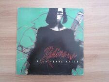 RADIORAMA - Four Years After 1989 Korea Vinyl LP  ITALO DISCO