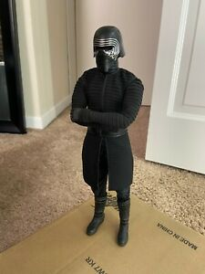 Kylo Ren Hot Toys Star Wars Force Awakens 1/6 Figure (Read Description)