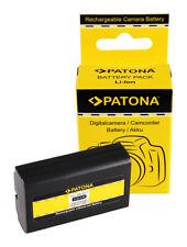 Batteria Patona 7,4V 650mAh per Nikon Coolpix 4300,4500,4800,5000,5400,5700,775