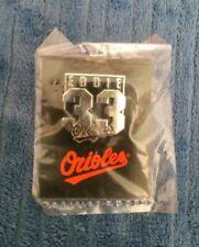 Baltimore Orioles 1998 EDDIE MURRY #33 SOUVENIR PIN