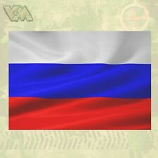 FLAGGE RUSSLAND RUSSISCHE FÖDERATION 90X150 CM RUSSIA RUSSISCHE ARMEE РОССИЯ ,