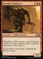 4x Krenko's Enforcer | NM/M | M15 | Magic MTG