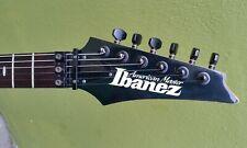 Vintage 1990 IBANEZ American Master MA2HSH black beauty guitar !! ALL ORIGINAL!!