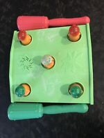 2008 Whac-A-Mole Electronic Game Music Lights Mattel Complete Working Family Fun