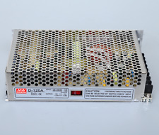 1pc New MEAN WELL switching power supply D-120A (5V12A 12V5A)