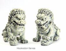 Foo Dog Pair w picks GO 17625 Miniature Fairy Garden