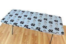 """North Carolina Tar Heels College Covers 8' Table Cover - 95"""" x 30"""""""