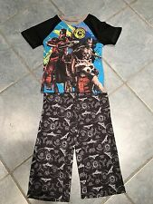 Boys Size 4 Disney Store Guardians Of The Galaxy Pajamas