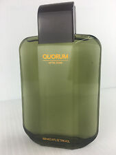 QUORUM By QUORUM AFTER SHAVE 3.4 OZ 100 ML SPLASH NEW UNBOX