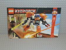 LEGO® Exo-Force Bauanleitung 7708 Uplink ungelocht instruction B368