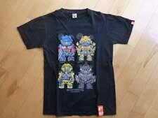 EUC Colour Popular Boys Short Sleeve Top Tee Shirt Transformers M