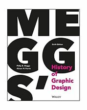 Meggs' History of Graphic Design Free Shipping