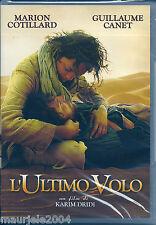 L' ultimo volo (2009) DVD NUOVO Marion Cotillard. Guillaume Canet. Karim Dridi