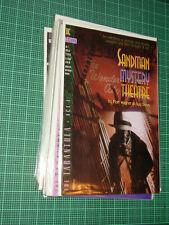 SANDMAN MYSTERY THEATRE 12 Issue Lot #1-5 Vertigo NM Matt Wagner Guy Davis DC VF