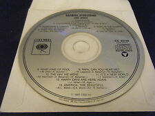 Barbra Streisand : One Voice (CD, 1990) - Disc Only!!!