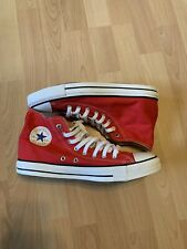 [M9621] Converse Chuck Taylor All Star Shoes Hi Red