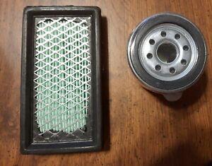Generac Generator Air Filter G078601and Oil Filter 070185D