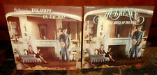 BRITISH CULT 70'S ART ROCK BAND AUDIENCE HOUSE ON THE HILL 2 LP LOT DIFF COVERS