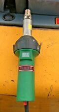 LEISTER TRIAC PID BM4 HOT AIR WELD GUN 240V 1600W Digital Variable