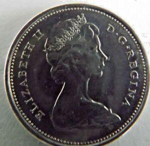 CANADA -1867-1967 - SILVER CENTENNIAL 25 CENTS - BOBCAT - FAIR CONDITION