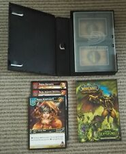 WOW World of Warcraft Trading Card Game TCG March legion starter deck