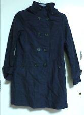 White Stuff Deco Moleskin Ladies Coat navy SIZE 10 UK RRP £99.95 CR180 GG 09