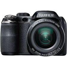 Fujifilm FinePix S Series S4500 14.0MP Digital Camera - Black