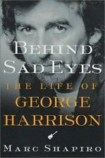 Behind Sad Eyes: The Life of George Harrison-ExLibrary