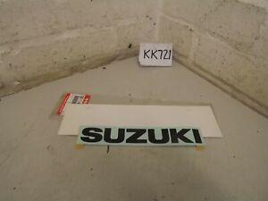 Suzuki GSF600 Bandit 1997-1999 Fuel Tank Sticker Emblem 7/21