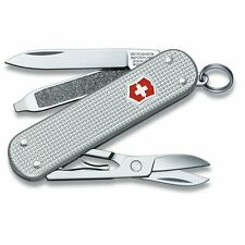 Victorinox Taschenwerkzeug Taschenmesser Classic alox silber 0.6221.26 neu OVP