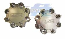 Genuine Quadzilla QZR ATV Quad Alloy Wheel Spacers 4X100 PCD 45MM - PAIR