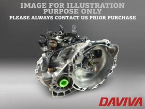2010 Suzuki Swift 1.3 Petrol 68kW (92HP) 5 Speed Manual Gearbox 24711-69G01