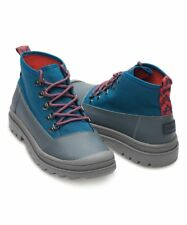 81f8a1afb4e TOMS Cordova Water Resistant Boots men s Blue Multiple Sizes Available