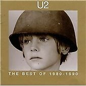 U2 - Best of 1980-1990/The B-Sides (Limited Edition, 2002)
